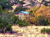 Seasons changing in Cubero,NM