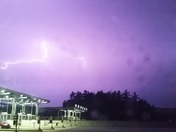 Lightning at Hooksett Tolls 5/18/17