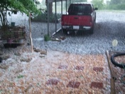Hail in Yadkin County