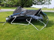 Afternoon storm damage