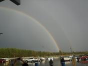 Double Rainbow Hinsdale NH 05/02/2017