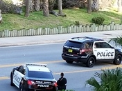 Standoff on A1A/Sea Oats Circle