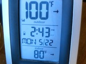 Today's Fair Oaks Temp