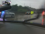 Wreck on 40 Winston Salem .. interstate 40