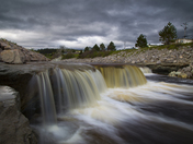 Blanche Brook Falls
