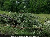 Hamptionville tornado