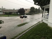 Hamilton ohio flood today 5/24/17
