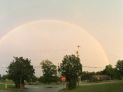 Full Rainbow in Mauldin