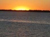 Sunset Lake Carl Blackwell Stillwater