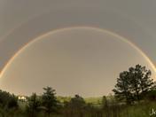 Double Rainbow Near Belton