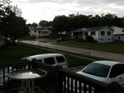 Rainfall in my neighborhood