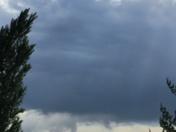 Rain cloud & Budah