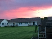 Sunset from Ankeny