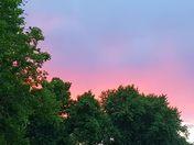 Beautiful Iowa Sky