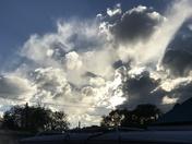 Cloud sculpture