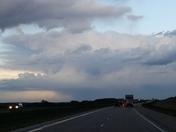 Storm Clouds by Sidney, NE
