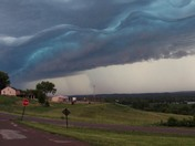 Weather shot - odessa mo