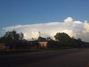 Storm Clouds NE of OKC
