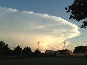 Moore Oklahoma 5/27/178:17 pm
