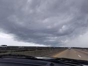 Bayou storm