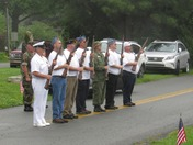 Bainbridge Memorial Day Parade and Rememberance