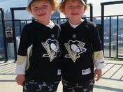 Cole & Dillon ready for another Cup!