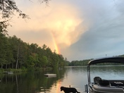 From Tobyn Olson Blaisdell Lake in Sutton NH