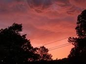 Storm over Dracut