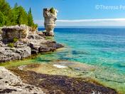 Flowerpot Island - Fathom Five National Marine Park