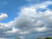 Peabody sky looking east