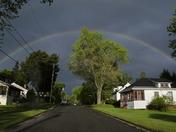 Rainbow On Pleasantdale Ave