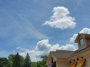 Rainbow forming ?