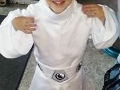 Young Princess Leia