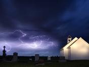 Major Lightning Storm Canada