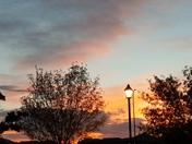 Soothing Albuquerque Sunset