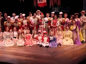 WAKE UP CALL from the cast of NSMT's THE MUSIC MAN