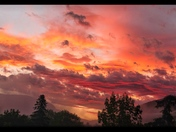 Sunrise Wednesday, June 7, 2017