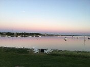 Beautiful night Lewis Bay!