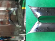 successful project of automotive mold