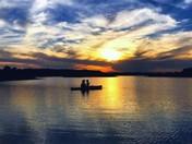 Sunset Cruise on Lake Rarhbun