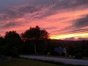 Sunset in Dalton