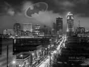 Salute to Adam West from Des Moines #2- Photo by Dave Austin
