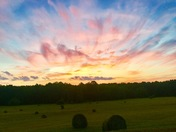 Holly Springs Sunset