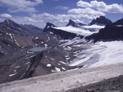 Cataract Peak and Glacier