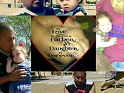 Daddy's One and only Little Girl