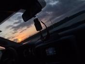 sunrise in titusville