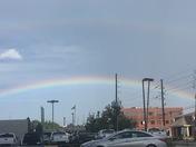 2 rainbows today