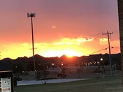 Sunset From West Edmond