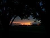 Sunset in Bellevue