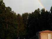 Rainbow in the country!